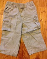 Baby/Toddler boys Garanimals tan jeans size 12 months in Byron, Georgia