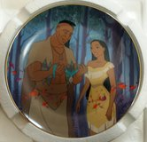 """Pocahontas Collectors Plate, """"Father's Love"""" Plate #5965B in Alamogordo, New Mexico"""