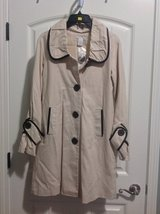 Brand New! Tan Coat size Medium in Clarksville, Tennessee