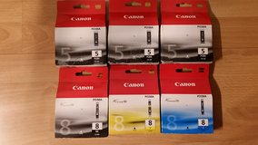 Canon printer cartridges in Ramstein, Germany