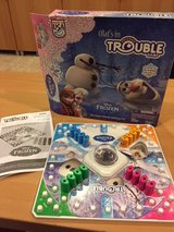 Used once Frozen (Disney) Trouble in Box in Naperville, Illinois