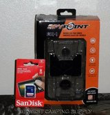 (2 AVAILABLE) Spy Point 9 MP,Invisible LEDs Trail Cam,35LEDs,Camo in Ottumwa, Iowa