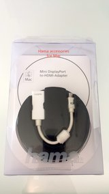 HAMA Mini DisplayPort Adapter for HDMI™ in Ramstein, Germany