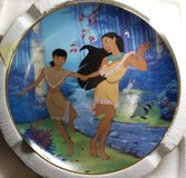 """Pocahontas Collectors Plate, """"Best of Friends"""" Plate #10582A in Alamogordo, New Mexico"""