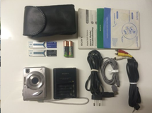 REDUCED!!! Sony Cybershot W5 in Stuttgart, GE