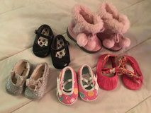 Adorable Baby girl shoes in 29 Palms, California