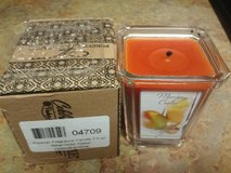 Celebrating Home Forever Fragrance Mango Cooler Candle in Fort Carson, Colorado