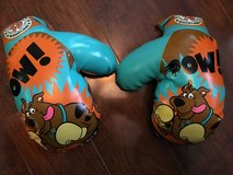 Scooby Doo Boxing Gloves in Beaufort, South Carolina