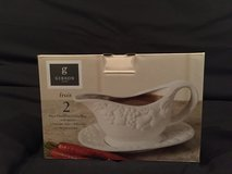 Gibson 2-piece Gravy Boat in Westmont, Illinois