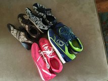 4 pairs of Coach Shoes Great condition in Camp Lejeune, North Carolina