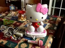 Hello kitty karaoke and projecter machine in Fort Drum, New York