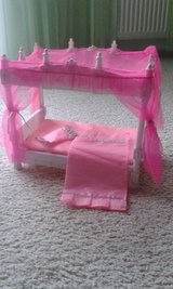 four poster bed for Barbie in Ramstein, Germany