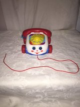 Mattel Toy Pull Cord Phone in Perry, Georgia