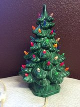 Vintage Ceramic Christmas Tree in Alamogordo, New Mexico