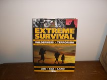 Extreme Survival Hard Book in Fort Campbell, Kentucky