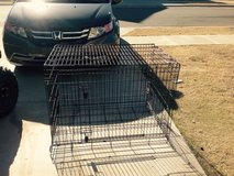 Wire crate w/ double doors in Lawton, Oklahoma
