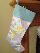 NEW TINKER BELL Tinkerbell Christmas Holiday Large Stocking in Glendale Heights, Illinois