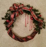 Winter Wreaths - Like New - Great Indoors or Out in Aurora, Illinois