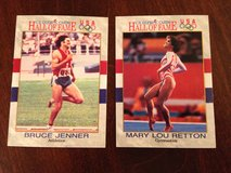 Olympic Hall of Fame Cards in Aurora, Illinois