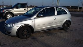 GAS SAVER!! 2005 Opel Corsa 1.2 L in Ansbach, Germany