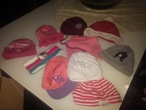 BABY GIRL HATS 18-24 month in Ramstein, Germany