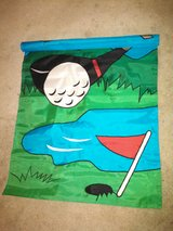 Golf yard banner flag NWOT in Kingwood, Texas