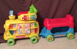 VTech Sit-To-Stand Ultimate Alphabet Train in Conroe, Texas