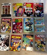 Comic Books in Kingwood, Texas