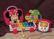 Assorted Toys used in Conroe, Texas