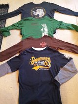 Boys' 14H - 16H XXL Lands End Old Navy L/S Tee Shirts in Naperville, Illinois