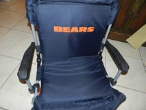 Chicago Bear's Folding stadium chair in Sugar Grove, Illinois