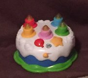 Leapfrog Counting Candles Birthday Cake in Conroe, Texas