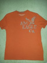 Young Men XS Extra Small Youth Large American Eagle Tee Shirt in Aurora, Illinois