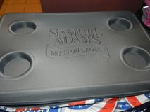 Samuel Adam's table top cooler in Sandwich, Illinois