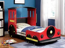 Children's Beds/ Train/ Fire Truck/ Princess Carriage in Fort Irwin, California