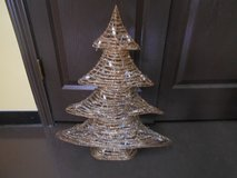 Glitter Gold Christmas Tree Decor` in Kingwood, Texas