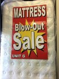 Sale! Mattress! Blow Out! in Fort Irwin, California