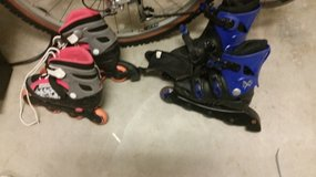 Kids roller blades in Beaufort, South Carolina