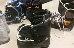 Snowboard boots in Beaufort, South Carolina