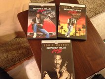 Beverly Hills Cop DVDs in Yorkville, Illinois