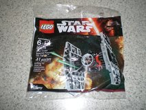 Lego #30276 Star Wars First Order Special Forces TIE Fighter NEW in Oswego, Illinois
