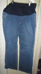 size 18 Liz Langer maternity jeans in Fort Campbell, Kentucky