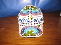 Handmade Orion  Beer Can Hat in Okinawa, Japan