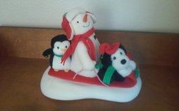 Hallmark Snow Fun Sledders in Conroe, Texas
