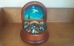 Nativity Music Box in Conroe, Texas