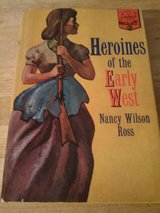 1960 Heroines of the Early West in Houston, Texas