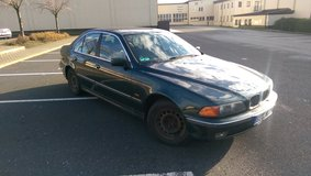 1997 BMW 520i, passed inspection 7 Dec, need gone ASAP in Spangdahlem, Germany