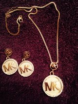 MK necklace set in The Woodlands, Texas