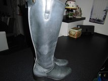 Italian Leather   boots  US Size 7.5 or EUR 38 in Ramstein, Germany