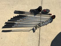 Calaway golf club set with Tailor-made R7 CGB Max driver in Leesville, Louisiana